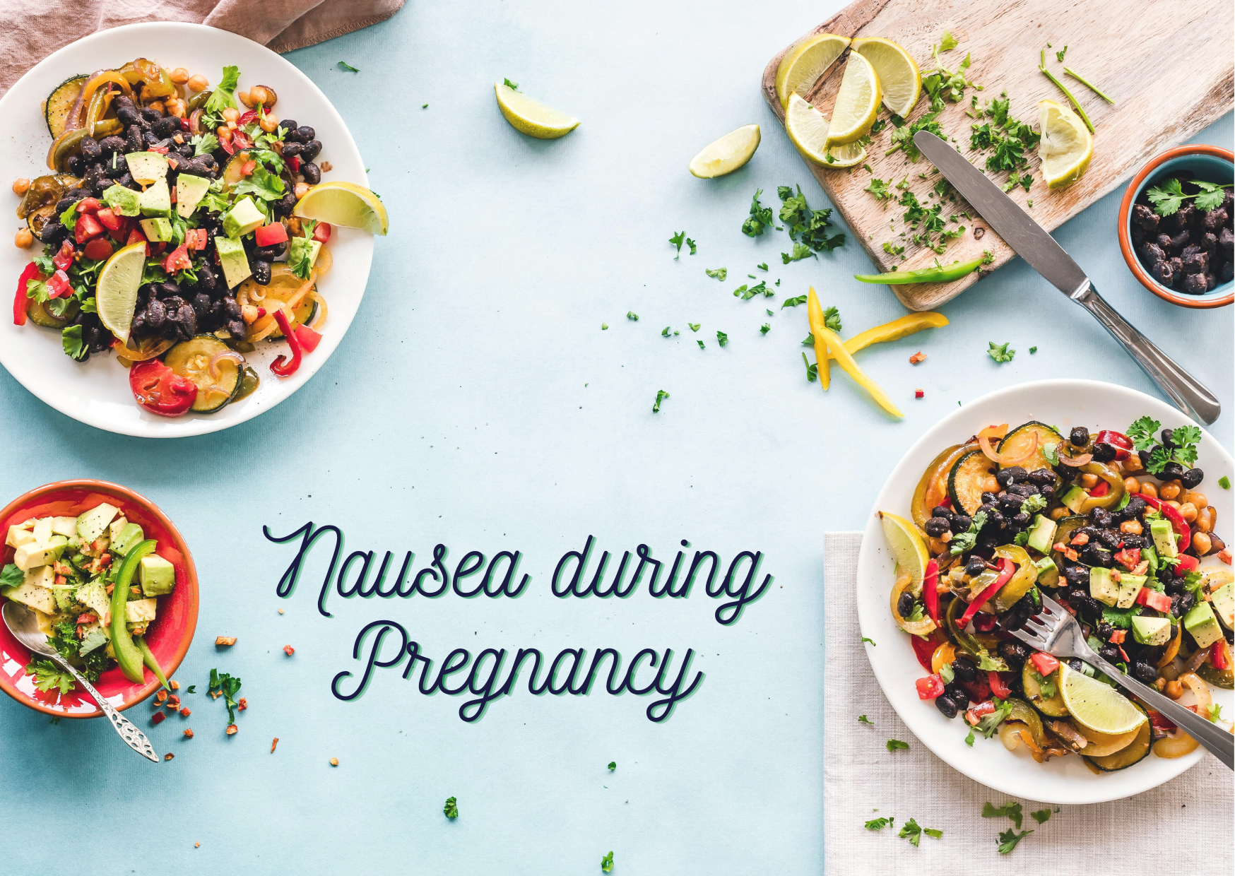 VenoSupport explains how to relieve nausea during pregnance